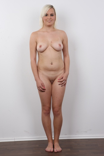 Czech casting pussy