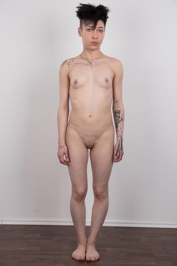 Skinny Short Hair Amateur