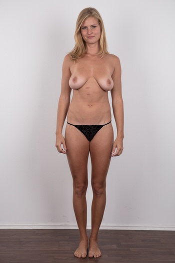 Tits big czech casting Tschechisch