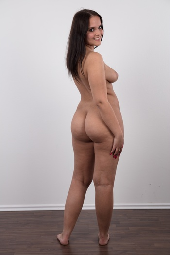 Preview Czech Casting - You definitely should not miss this episode of Czech Casting!!! It's awesome!!! The main star of this casting is 18 years old Denisa with huge natural tits. She just recently started filming adult movies. This brunette with big ass is barely legal, but she's apparently having a wild puberty. Just...