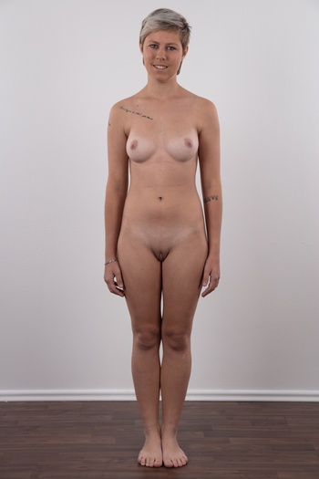 Short Blonde Hair Big Tits