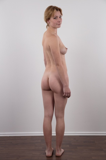 Preview Czech Casting - This is a bomb! Barely legal blonde Stepanka is already a mother and already on her own. The body she revealed during shooting is perfect and her boobs are all natural. She confessed she likes to fuck and so our cameraman came with a non-committal offer of sex on camera....