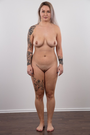 Big Tit Blonde Fucked Beach