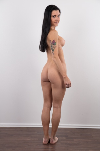 Preview Czech Casting - This is wicked! We welcomed a brand new amateur, her name is Tereza and her body is divine. Perfectly shaped fitness belly and ass like from a picture. Don't forget her tits improved with silicone, seductive green eyes, and a sweet smelling pussy. Have you ever fucked anything this beautiful?...