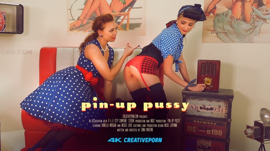 Pin-up Muschi