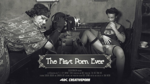 První pornofilm