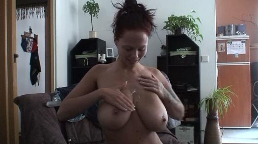 Czech celebrity with the biggest tits | Czech Amateurs 16
