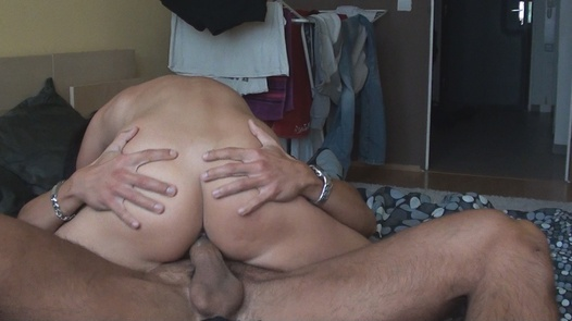 Couple from Kladno fucks all over the city | Czech Amateurs 58