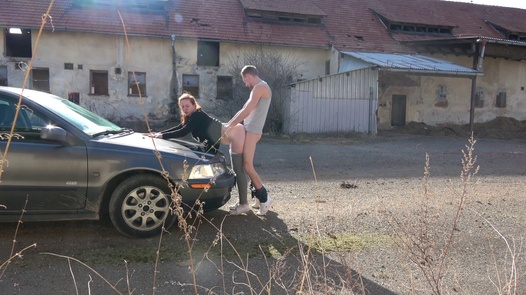 Happy Easter from Veronika and Jara | Czech Amateurs 121