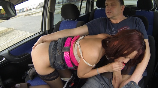 Filled-up pussy | Czech Bitch 6