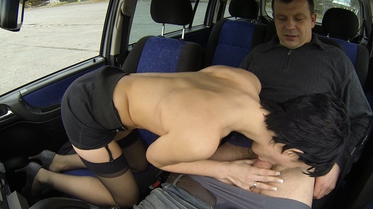 Slut with an aggressive pimp | Czech Bitch 10