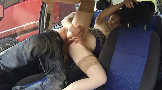 Ginger pussy | Czech Bitch 12