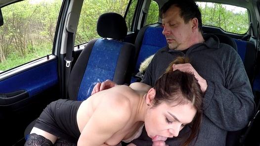 Pussy full of cum | Czech Bitch 54