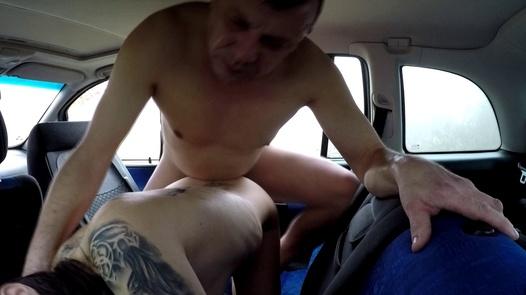 Tattooed MILF full of cum   Czech Bitch 58