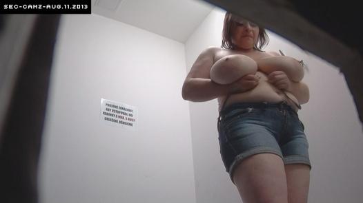 Mature busty woman   Czech Cabins 36
