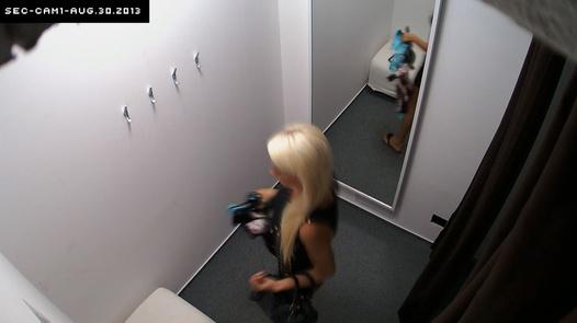 Blonde MILF 2   Czech Cabins 74