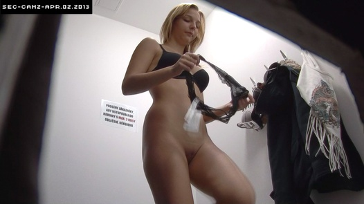 Young blonde 3 | Czech Cabins 93