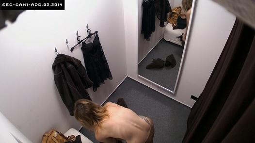 Busty MILF in nylons | Czech Cabins 102