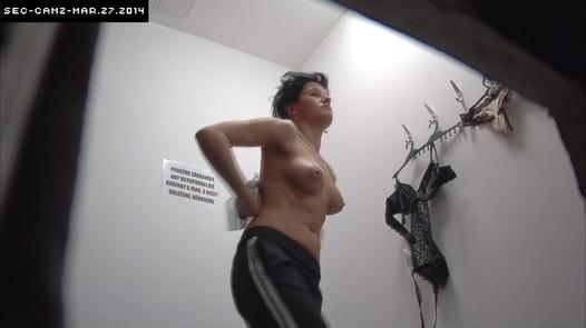 Sexy fitness MILF | Czech Cabins 124