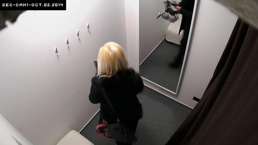 Sporty blonde | Czech Cabins 131