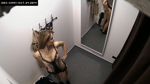 Princess in sexy lingerie | Czech Cabins 133