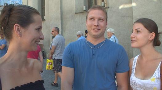 Money, sex and a slap | Czech Couples 2
