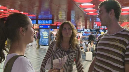 Public cumshots | Czech Couples 5