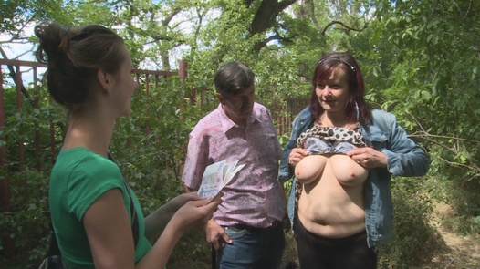 Mature, hairy and greedy | Czech Couples 9