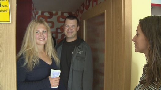 Horny young blonde | Czech Couples 10