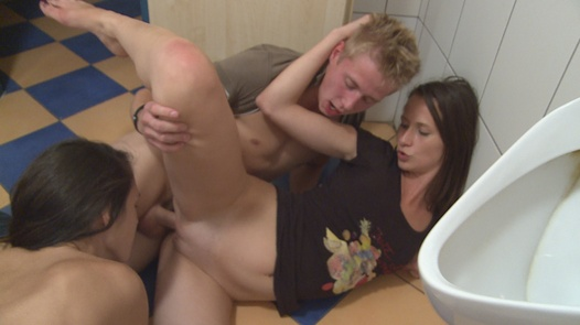 Busty model in bathrooms | Czech Couples 11