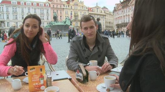 Nympho and big cocks | Czech Couples 12
