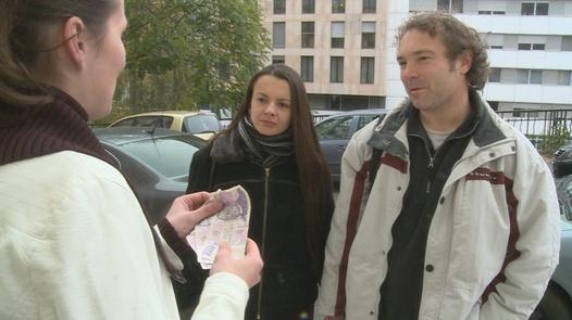 Cute uni student needs money | Czech Couples 15