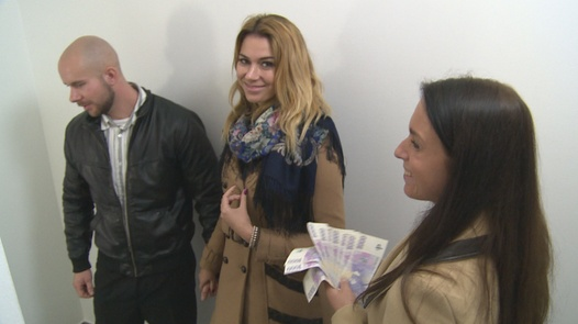 A break for sex for money   Czech Couples 16