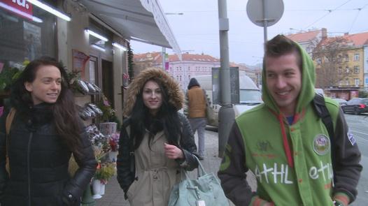 Non-commital fuck for money | Czech Couples 17