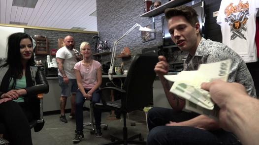 Great sex for money | Czech Couples 24