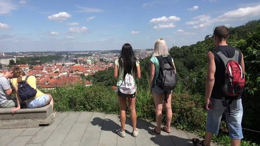 Public sexparty   Czech Couples 27