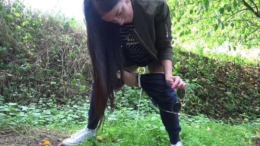 Lesbians fuck in public | Czech Couples 28