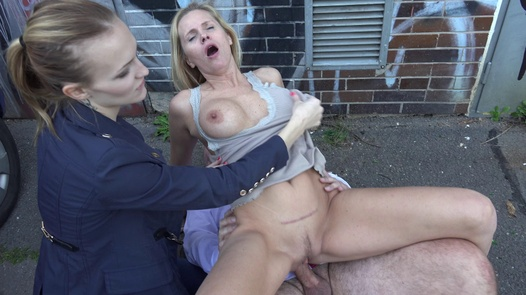 Anal for money with a busty MILF | Czech Couples 32