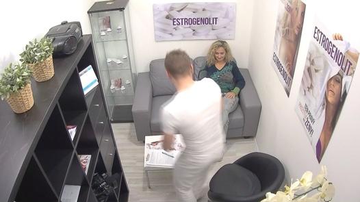 MILF squirts 3 meters high | Czech Estrogenolit 14