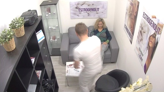 MILF squirts 3 meters high | Czech Estrogenolit 14