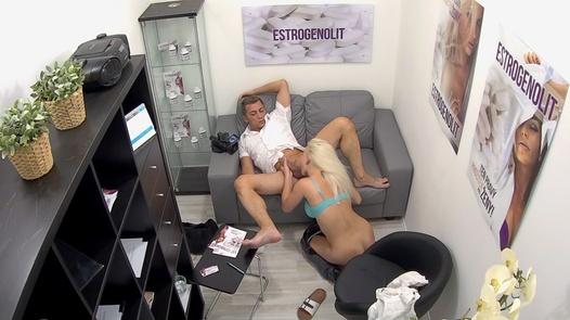 Busty's first squirt ever | Czech Estrogenolit 17