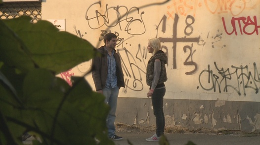 Student harasses guys in the street | Czech Experiment 4
