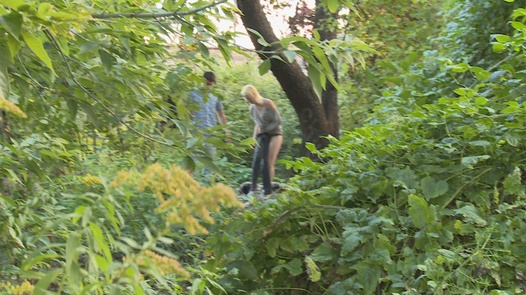 Student harasses guys in the street   Czech Experiment 4