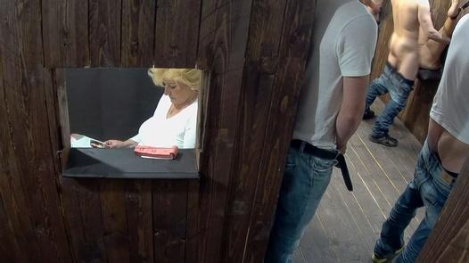 Public fuck room 3 | Czech Fantasy 5 part 3