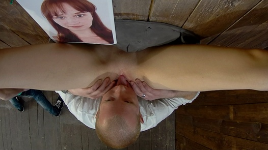 Pussy with a face 3
