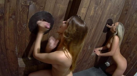 Czech beauties in the hole 2