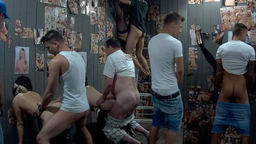 Free pussy for everybody 2 | Czech Fantasy 12 part 2