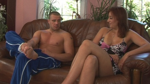Inexperienced MILF | Czech First Video 8