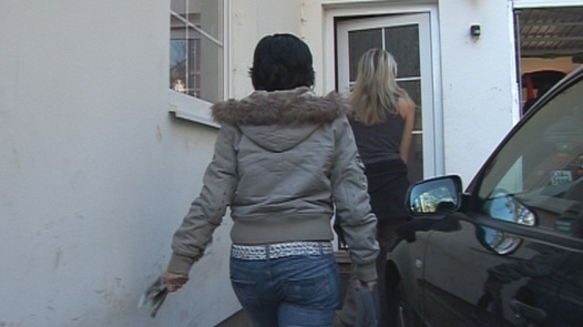 Brunette's fucking premiere | Czech First Video 12