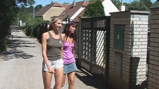 Anal striptease   Czech First Video 16